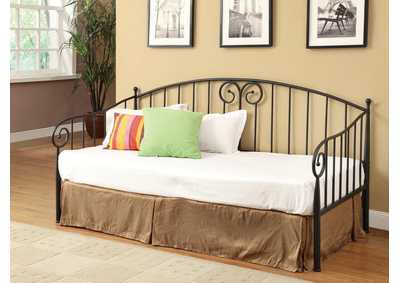 Dark Bronze Daybed