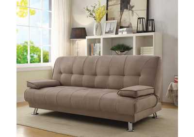 Tan Sofa Bed