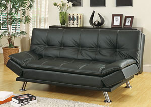 Merveilleux Black Sofa Bed