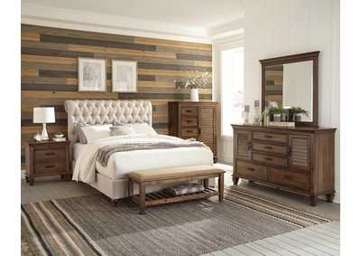 Image for Sisal 5 Piece California King Bedroom Set