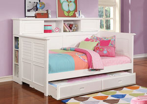Image for Chapman White Underbed Storage (Trundle Only)