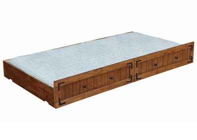 Image for Coronado Rustic Honey Underbed Storage