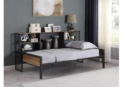 Corbin Brown Twin Daybed