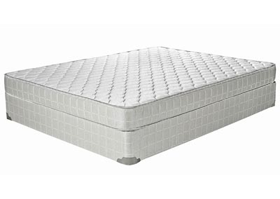 Santa Barbara II White Twin Foam Mattress