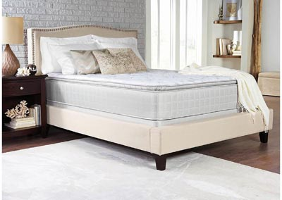 Image for Alabaster Marbella II Pillow Top White Queen Mattress