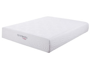 12 California King Memory Foam Mattress