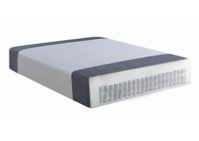 Image for Manatee Avondale 12-Inch Queen Gel Pocket Coil Mattress