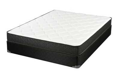 White 6 Full Mattress