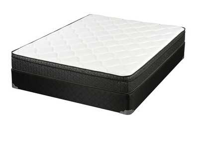 White 8.5 Full Mattress