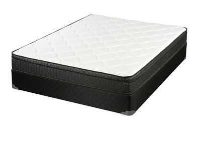 White 8.5 Twin Mattress