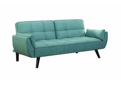 Skylar Blue Sofa Bed