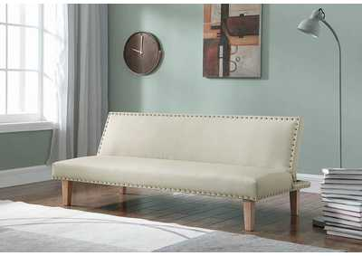 Light Beige Futon