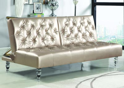 Rose Gold Futon