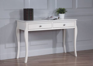 Dominique White Desk