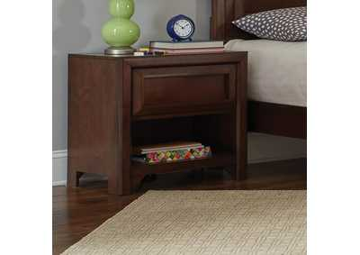 Greenough Cappuccino Nightstand