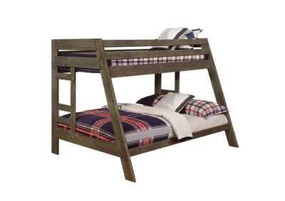 Image for Kabul Wrangle Hill Twin-over-Full Bunk Bed