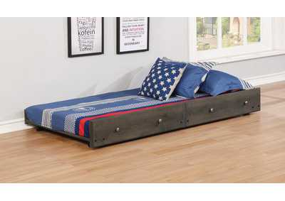 Wrangle Hill Gunsmoke Trundle w/Bunkie Mattress