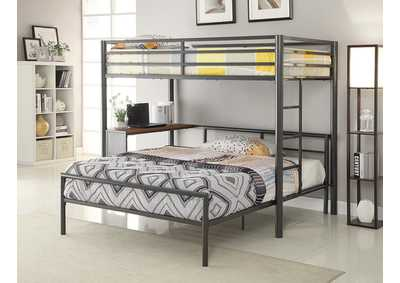 Twin Loft Bed w/Workstation