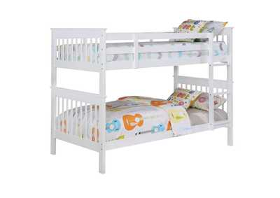 Mischka Twin/Twin Bunk Bed