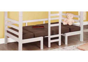 Chocolate Loft Bunk Bed