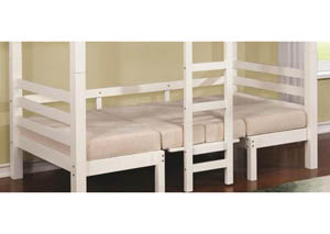 Beige Bunk Bed