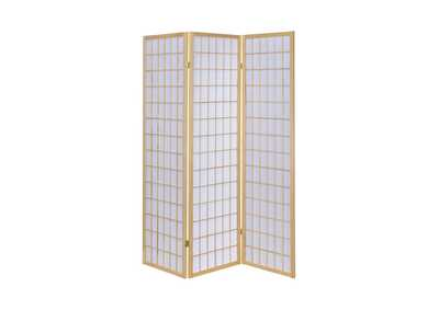 Image for Ghost Transitional Natural Folding Screen