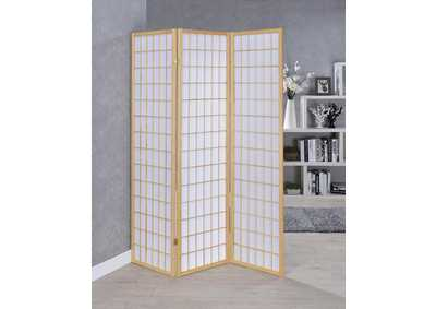 Natural Folding Screen