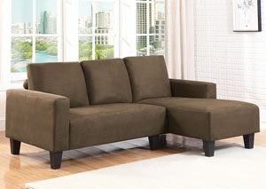 Image for Black Sothell Sectional Sofa W/ Chaise