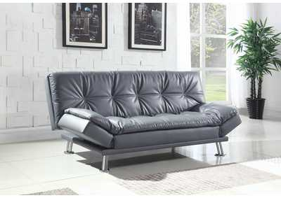 Dilleston Dark Grey Sofa Bed