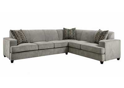 Image for Schooner Tess Casual Grey Sectional