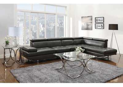 Piper Charcoal Sectional