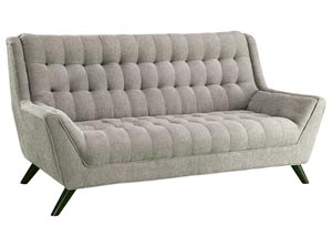 Natalia Dove Grey Sofa