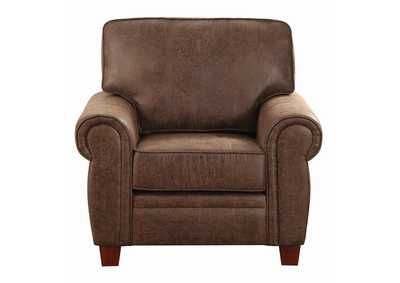 Bentley Brown Chair