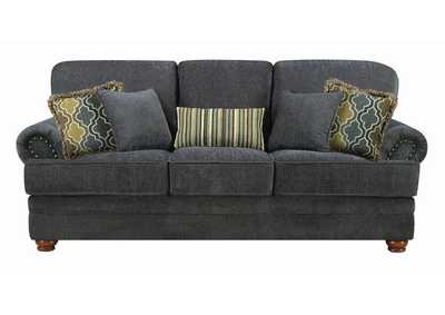 Colton Smokey Grey Sofa