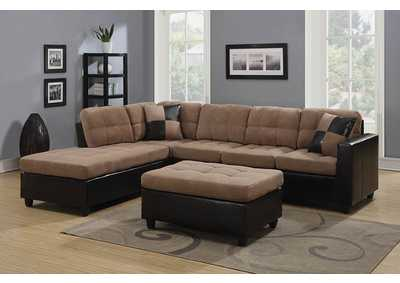 Mallory Tan Sectional