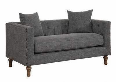 Image for Weathered Grey Ellery Grey Loveseat