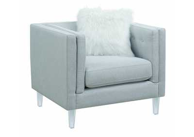 Hemet Light Grey Chair