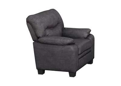 Meagan Charcoal Chair