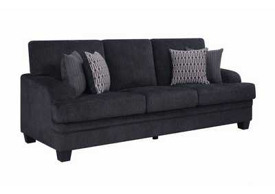 Image for Brown Stewart Casual Grey Sofa