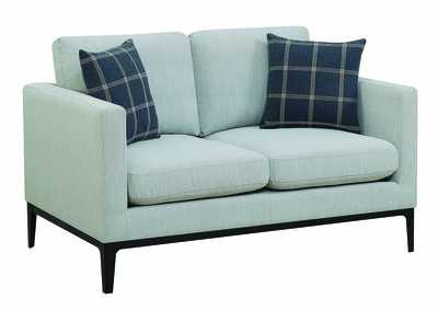 Light Grey Loveseat