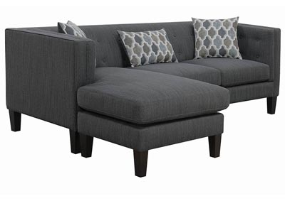 Sawyer Dusty Blue Sectional