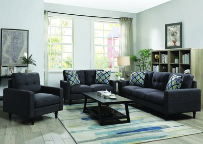 Watsonville Grey Sofa & Loveseat
