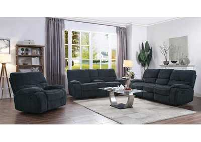 Stupendous Just Furniture Navy Blue Reclining Sofa Ibusinesslaw Wood Chair Design Ideas Ibusinesslaworg