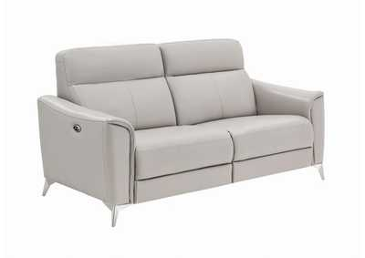 Image for Cotton Seed Power Sofa