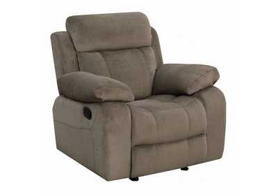 Image for Coffee Myleene Brown Recliner