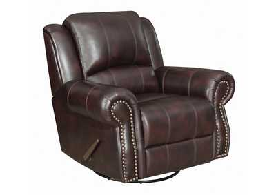 Image for Mondo Sir Rawlinson Traditional Tobacco Glider Recliner