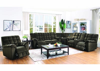 Hershey Chocolate Sectional