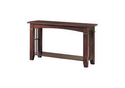 Image for Cherry Abernathy Cherry Sofa Table