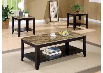 Three-Piece Table Set