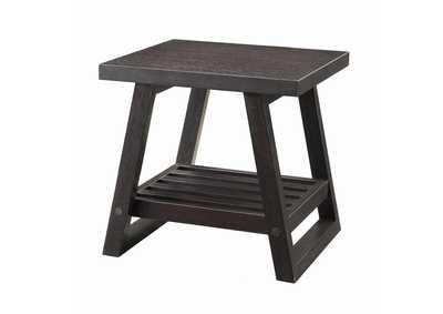Image for Cappuccino Occasional Group Casual Cappuccino End Table